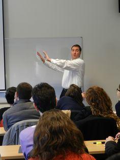 Seminario de Mark P. Jones, Cátedra Estados Unidos. 06-08-13, Campus de la Universidad.