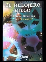Título:El relojero ciego / Richard Dawkins. - 1ª ed. - Barcelona : Labor, 1989.