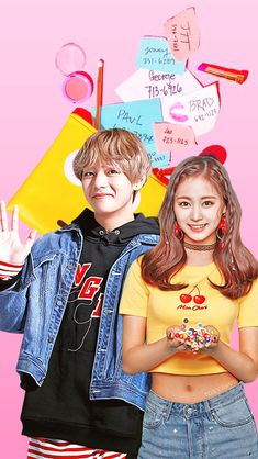 #taetzu #bangtwice #taehyung #tzuyu #bts #twice #iphone #screen #wallpapers #lock #kpop K Pop, Bts Twice, Chou Tzu Yu, Online Manga, Couple Wallpaper, Korean Couple, Bts Taehyung, One In A Million, Pink Fashion