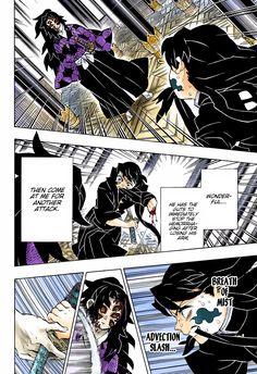Kimetsu no Yaiba – Digital Colored Comics Chapter 165 Anime Couple Kiss, Anime Couples, Demon Slayer, Slayer Anime, Anime Demon, Manga Anime, Manga Online Read, Haikyuu Manga, Art Reference Poses