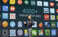 nice Google's Announcement At Google I/O 2015