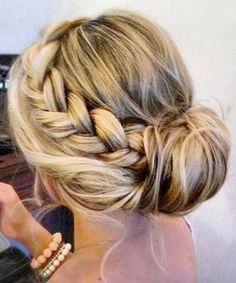 ♥ Pretty hair style