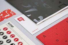 Book Institute by Studio Otwarte , via Behance