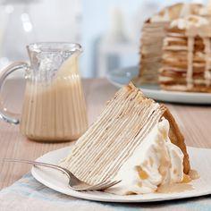 Recette de sauce à l'érable et au café Brunch, Cake Pops, Camembert Cheese, Biscuits, Muffins, Cheesecake, Deserts, Bread, Sauces