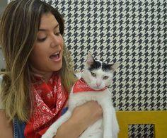 Tal mãe, tal filha! #pet #cat #cats #ilovecats #gatos