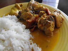 Chicken Curry Chicken Curry, Powdered Milk, Curry Powder, Curry Recipes, Coriander, Chicken Recipes, Paleo, Dinner Recipes, Spices