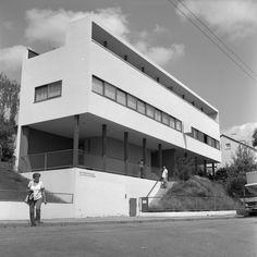 Weissenhof-Siedlung Estate, Stuttgart, Germany. Image © Flickr user friemo. Licensed under CC BY-NC-ND 2.0