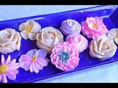 10 Buttercream Flowers - YouTube