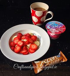 Slimming World breakfast. Yummy! Lots of Slimming World recipes on my blog x