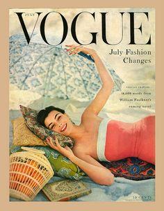 Vogue, July 1954