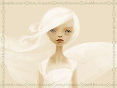 Sarah Mensinga's angel.