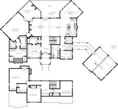 Amazing Architectural House Plans Floor Plan Details Zigzag Views Inspirational Interior Design Netriciaus