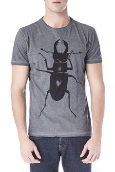 Daniele Fiesoli - Camiseta algodón estampada