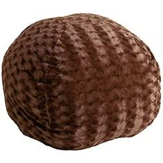 Pier 1 Imports  Catalog  Furniture  Living  Pier1ToGo Product Details - Chocolate Fuzzy Bean Bag