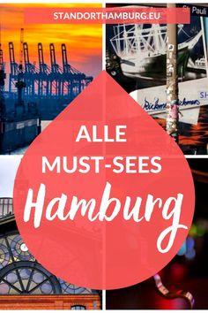 In Hamburg kijk je je ogen uit. Dit zijn mijn tips voor de leukste bezienswaardigheden in Hamburg: de grote highlights én mijn persoonlijke favorieten.