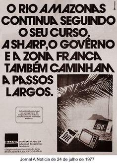 Jornal A Notícia - 24/07/1977