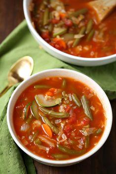 Zero Point Soup - tons of flavor!