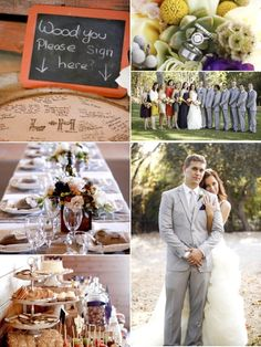 Beautiful Budget Wedding - repinned by http://weddingideas.siterubix.com/ #seemoreweddingideas