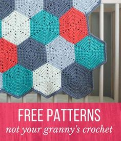 Free knit and crochet patterns