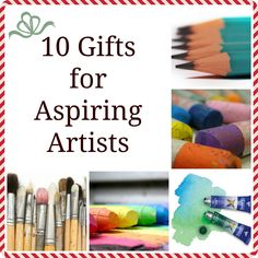 10 Gifts for Artists - What to Get Your Budding Picasso
