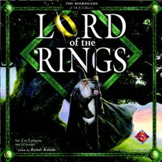 How many of these LOTR card or board games do you own? I pretty much own all of the Lord of the Rings games that I could get my grubby little mitts on- **pushes up nerd glasses** - though, honestly, there is some back-story here that is super-interesting to the table-top gamer and Tolkien addict.