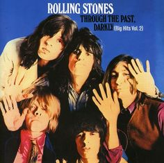 Precision Series Rolling Stones - Through the Past, Darkly, Pink