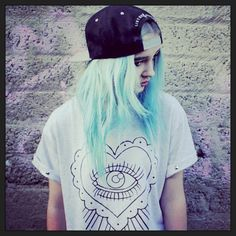 Image of 'All-seeing eye' studded t-shirt