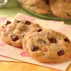 Original Chocolate Chip Cookies
