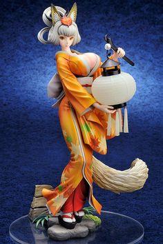 Figurine Manga - Kongiku 1/8 (Oboro Muramasa) Alter #figurine