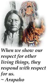 Image detail for -Read native American Proverbs