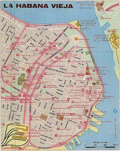 Casa Castellón: Conociendo La Habana Vieja (I)