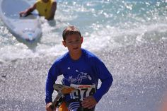 Ryan Maloney ....type 1 diabetic..athlete...finished 2nd in the Ironkids Triathlon...He has raised over 50,000 for JDRF....
