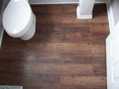 Allure Vinyl Plank Flooring Wood Kitchen
