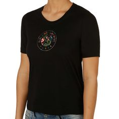 c7f0657e07d adidas Roland Garros Y-3 Event Tee Women black | buy online at Tennis-