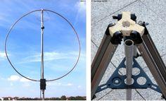 Amateur Radio antenna pages of Frank Ham Radio Antenna, High Voltage, Home Brewing, Telescope, Radios, Ham Radio, Curvy Girl Fashion, Home Brewing Beer