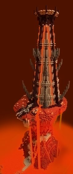 /r/minecraft: Renders of Herobrine 2 (Unnamed sequel of Herobrine's Mansion)