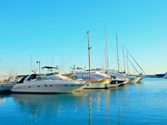 I am madly drawn to the sea, blue skies & ships. - It's in my blood after all. Here are a few photographs I took recently at the Limassol Marina here in Cyprus. I'm also adding a Music Playlist...