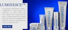 I'm having great results with these skin care products!