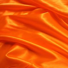 Nortex Mill Plain Orange Budget Satin Fabric (Per Metre) Orange Aesthetic, Aesthetic Colors, Aesthetic Collage, Orange Is The New, Green And Orange, Orange Color, Orange Zest, Photo Wall Collage, Picture Wall