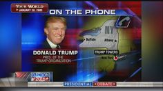 During the debate, Donald J. Trump disputed Lester Holt's claim that Trump supported the Iraq war. The GOP nominee cited a 2003 interview with Neil Cavuto in which he said the economy was more important than going to war. http://fxn.ws/2dpuXtj  Watch the 2003 interview and decide for yourself.