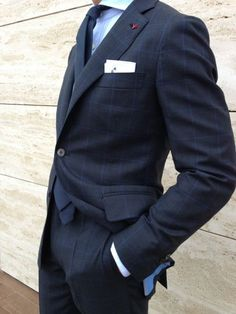 Luxury Mens Suit