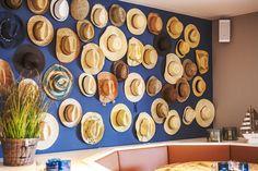 California dreaming im Beach Motel Heiligenhafen - Förde Fräulein Holy Harbour Café Grill Restaurant