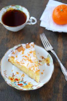 Clementine Breakfast Cake!