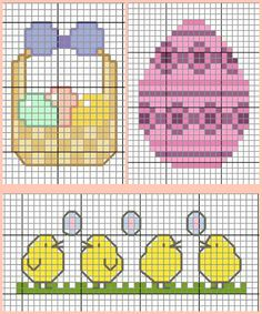 free cross stitch patterns from bloggers around the world