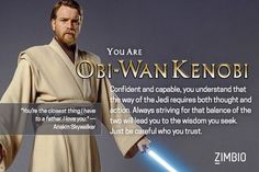 I'm Pad me' Amidala! Which 'Star Wars' prequel character are you?