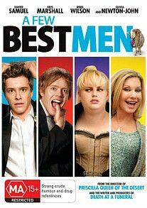 A few best men - movie starring OLIVIA NEWTON JOHN