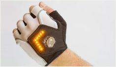 7 Innovative Gadgets Every Urban Cyclist Should Know. ZACKEES are Cycling gloves with fitted signal arrows that let riders warn drivers before making turns.
