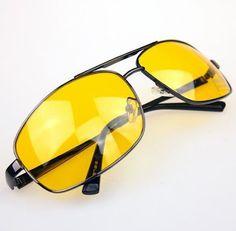 Антибликовые очки для ночного вождения