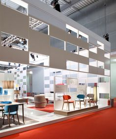 Calligaris stand Salone Del Mobile 2013 Nascent Design Milan 11 Calligaris stand…