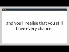 Take a breather and catch up with my video💥 Secrets Of Text Dating #5 https://youtube.com/watch?v=t-C0e0o-rJA